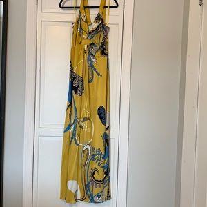 Elle tahari size small maxi dress